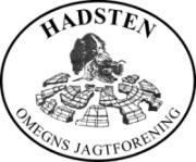Logo for hadsten jagft forening