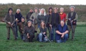 gruppebillede af team tøs 2